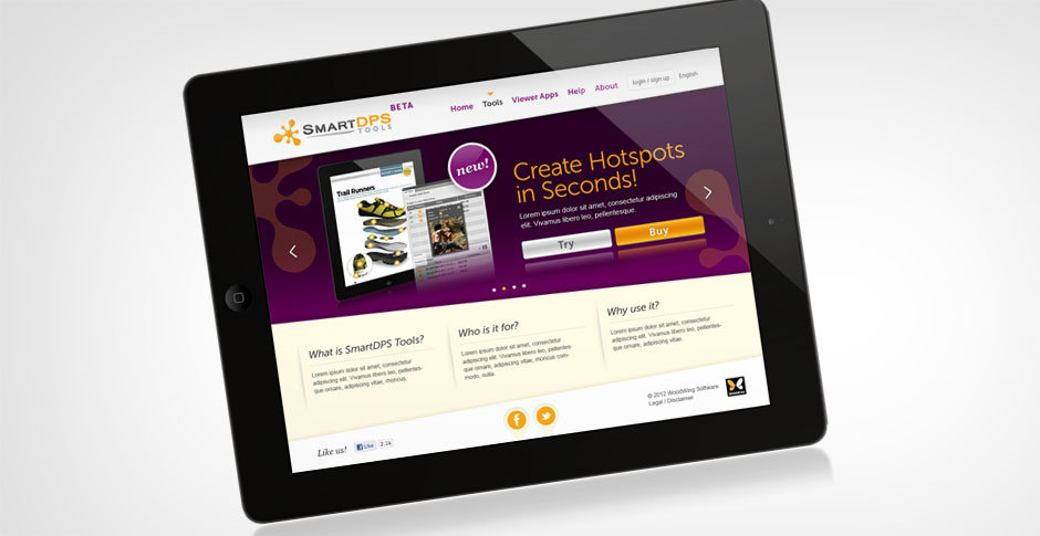 Woodwing website webdesign Haarlem